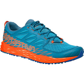 La Sportiva Lycan Running Shoes Herren tropic blue/tangerine